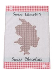 CHOCOLATE dish cloth